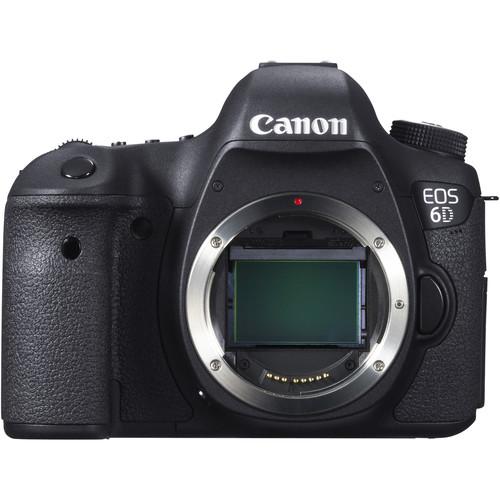Canon EOS 6D DSLR Camera (Body Only)