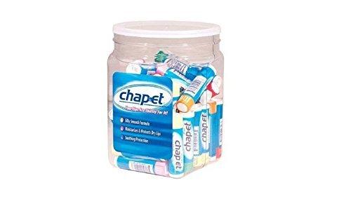 Chap-et Lip Balm, Assorted Flavors - 48 Ea