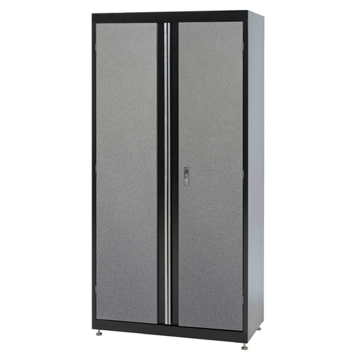 "Sandusky 46""L x 24""D x 72""H Steel Jumbo Garage Cabinet"