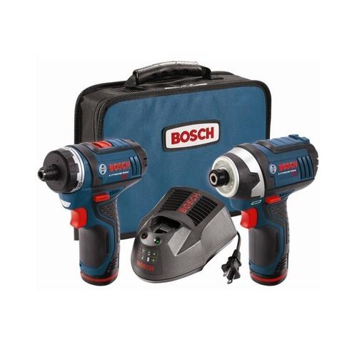 Bosch CLPK27-120 12V Max Lithium-Ion Drill Driver and Impact Driver Combo Kit