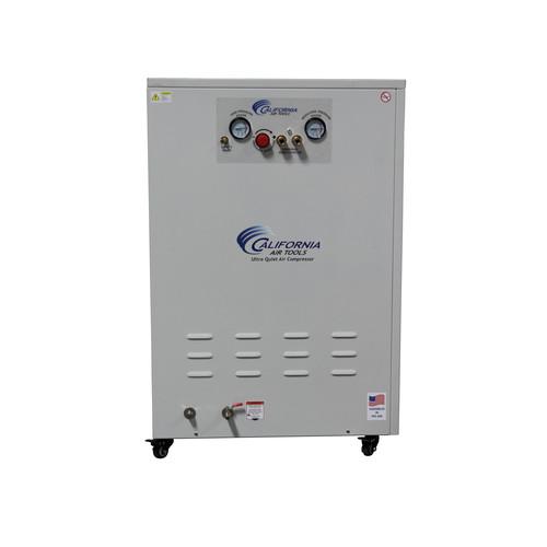 California Air Tools CAT-10020DSPCAD 15 Amp Ultra Quiet and Oil-Free Air Compressor with EZ-1 Automatic Drain Valve
