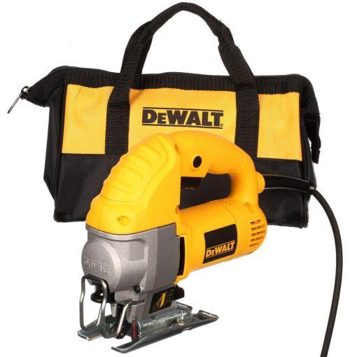 DEWALT 5.5-Amp Corded Jig Saw Kit