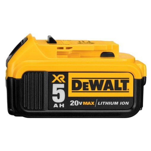 DEWALT 20-Volt MAX XR Lithium-Ion Premium Battery Pack 5.0Ah