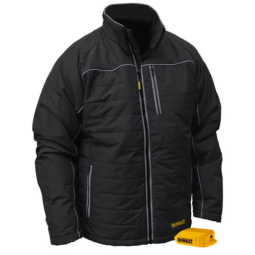 Dewalt DCHJ075B-L 20V MAX Li-Ion Quilted/Heated Jacket (Bare Tool) - Large