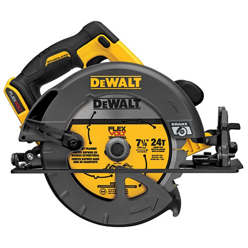 Dewalt DCS575B FlexVolt 60V MAX Cordless Lithium-Ion 7-1/4 in. Circular Saw (Bare Tool)
