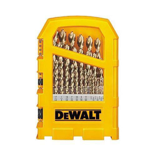 Dewalt DW1969 29-Piece Pilot Point and Drill Bit Set