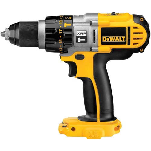 Dewalt DCD950BR 18V XRP Cordless 1/2 in. Hammer Drill Driver (Bare Tool)