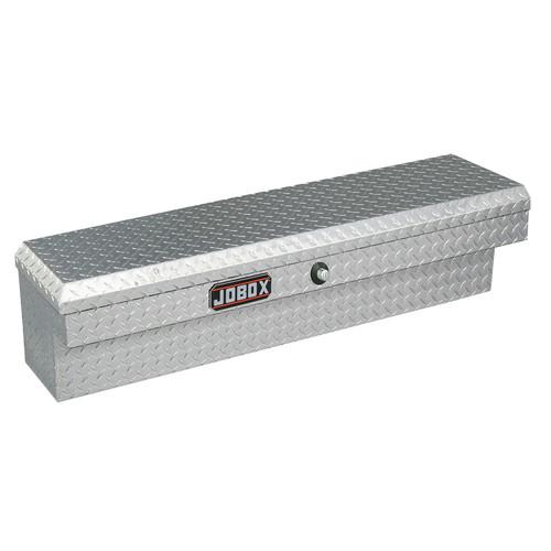JOBOX PAN1441000 48-1/2 in. Long Aluminum Innerside Truck Box (Bright)
