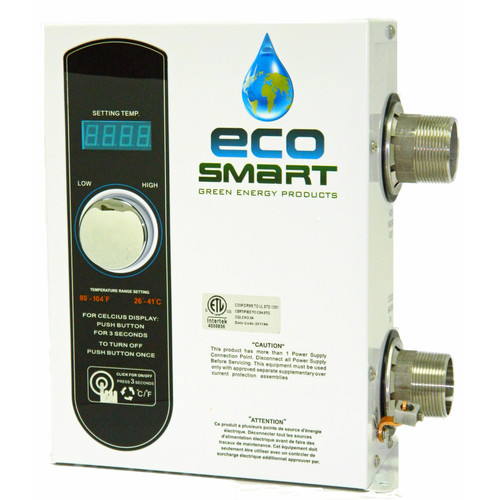 EcoSmart SMARTSPA5.5 5.5 kW 220V Electric Spa Heater