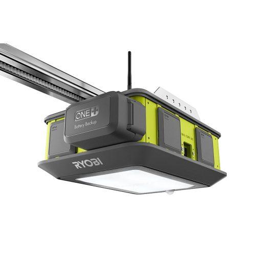 RYOBI Ultra-Quiet 2 HP Belt Drive Garage Door Opener