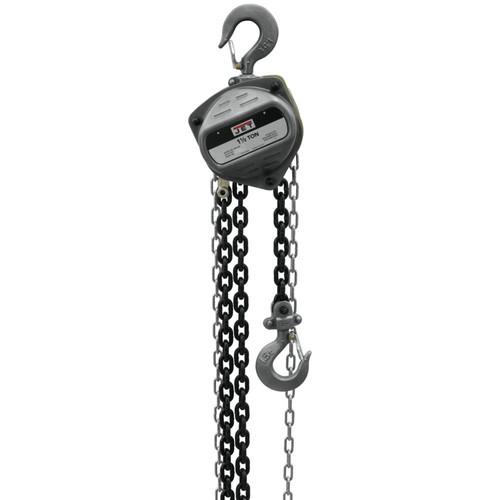 JET S90-150-20 1-1/2 Ton Hand Chain Hoist With 20 ft. Lift