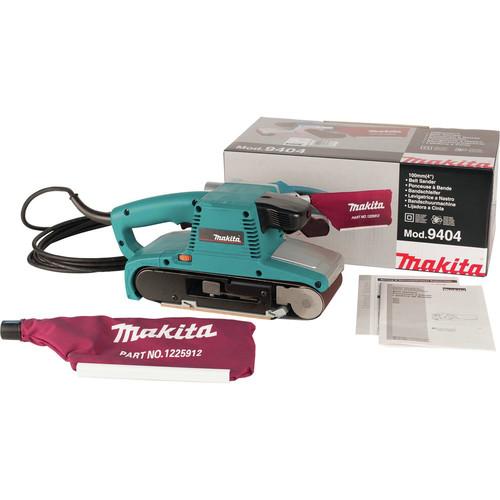 Makita 9404 4 in. x 24 in. Variable Speed Belt Sander