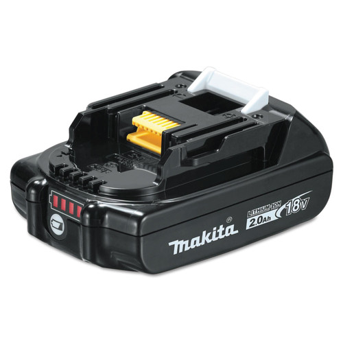 Makita BL1820B LXT 18V 2.0 Ah Lithium-Ion Slide Battery Pack