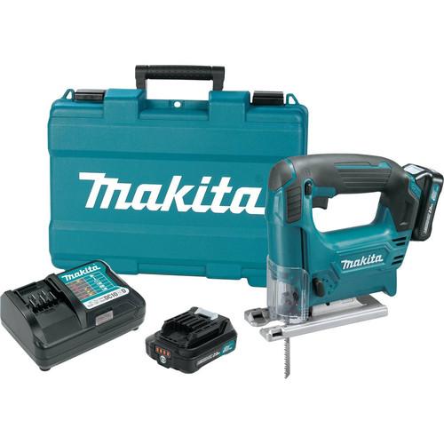 Makita VJ04R1 12V max 2.0 Ah CXT Lithium-Ion Cordless Jig Saw Kit