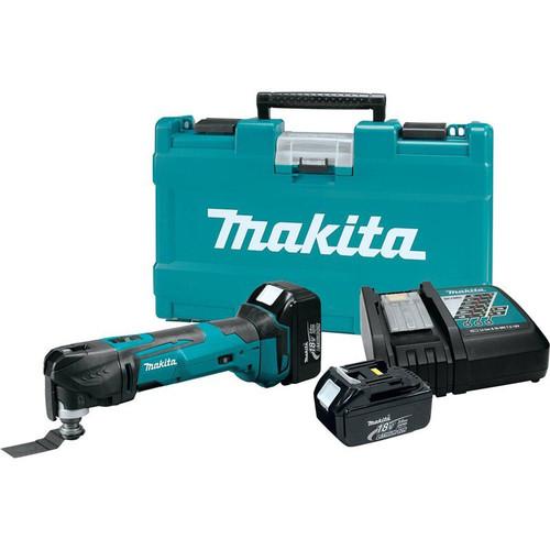 Makita XMT035 18V LXT 3.0 Ah Li-Ion Multi-Tool Kit
