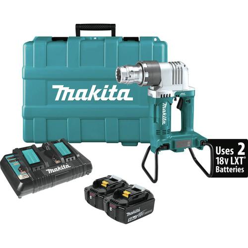 Makita XTW01PT 18V X2 LXT Lithium-Ion (36V) Brushless Cordless Shear Wrench Kit (5.0Ah)