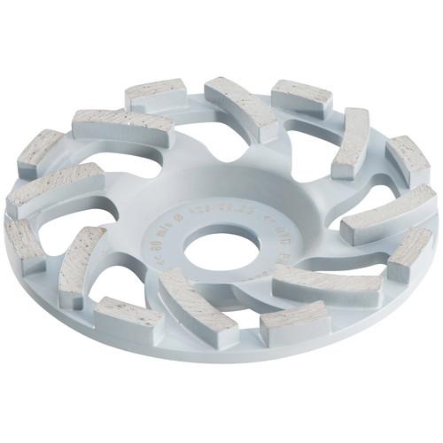 Metabo 628206000 5 in. x 7/8 in. Hard Bond Diamond Cup Wheel