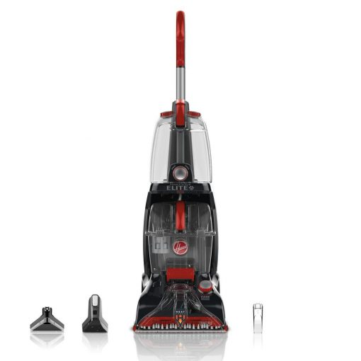 Hoover Professional Series Power Scrub Elite Pet Plus Upright Carpet Cleaner