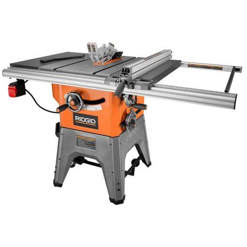 RIDGID 13 Amp 10 in. Professional Cast Iron Table Saw