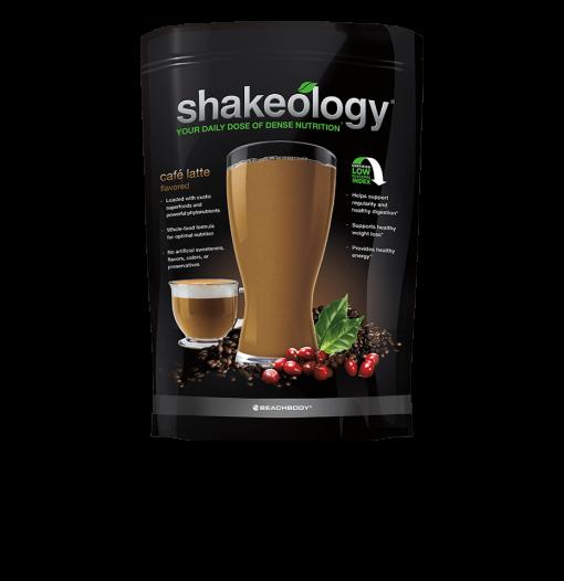 Café Latte Shakeology