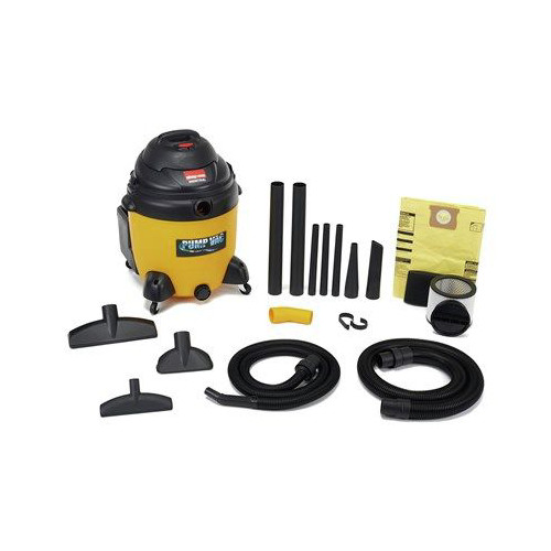 Shop-Vac 9604710 20 Gallon 6.5 Peak HP Industrial Ultra Pump Wet/Dry Vacuum