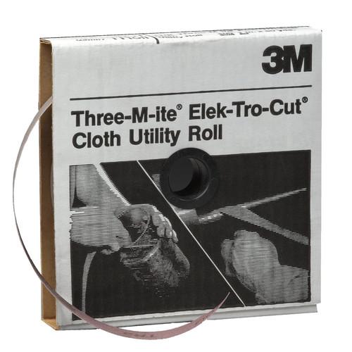 3M 5024 Cloth Utility Roll 1-1/2 in. x 50 yd. 240J