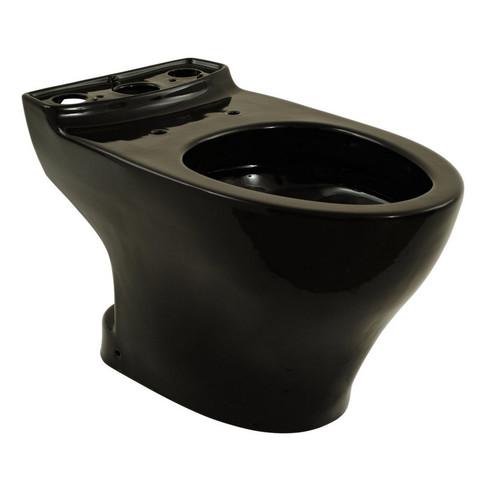 TOTO CT416#51 Aquia Elongated Floor Mount Toilet Bowl (Ebony)