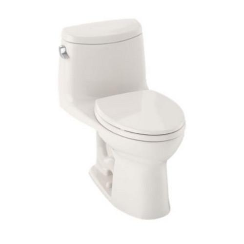 TOTO MS604114CEFG#12 UltraMax II Elongated 1-Piece Floor Mount Toilet (Sedona Beige)