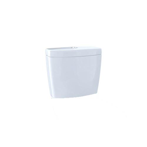 TOTO ST412M#01 Aquia Top Mount Toilet Tank (Cotton White)