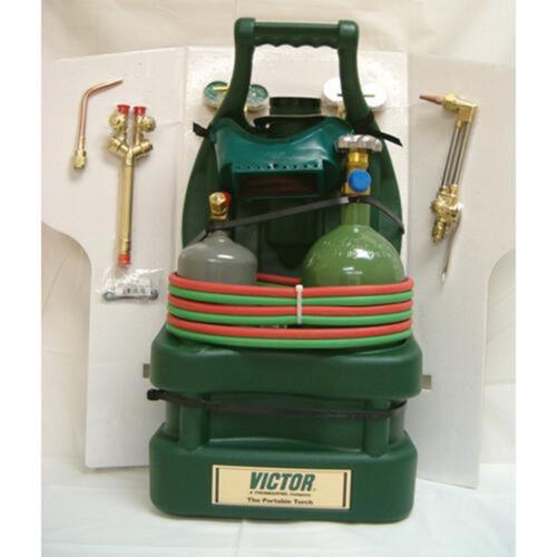 Firepower 0384-0936 Vic-100-Cp Tote Kit W/ Tanks