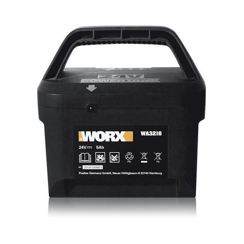 Worx WA3216 24V 5 Ah Lead Acid Battery for WG782/WG783/WG775