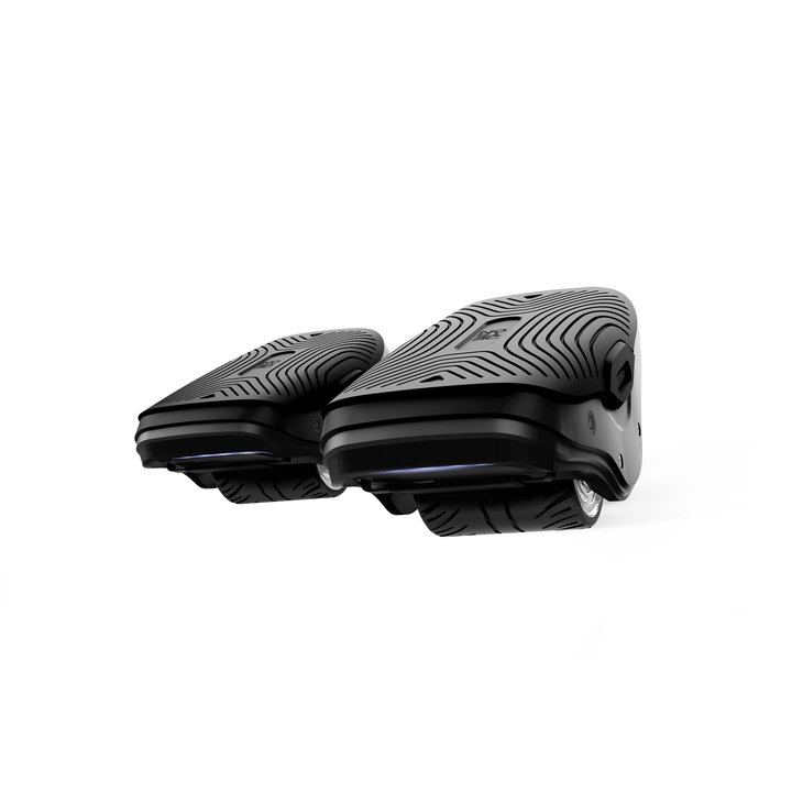 Jetson MotoKicks Hover Shoes Electric Self Balancing Hoverboard Skates with LED Lights, Training Bar Included, UL2272 Certified, 250W Dual Motor, Up t