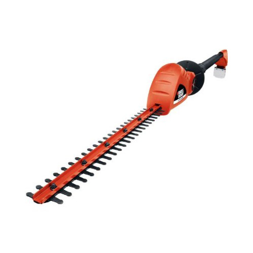 Black & Decker LPHT120B 20V MAX Cordless Lithium-Ion 18 in. Pole Hedge Trimmer (Bare Tool)