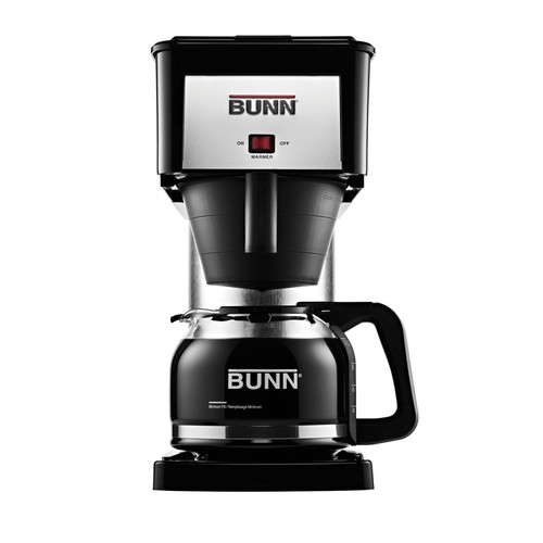 BUNN BXB Velocity Brew 10-Cup Pourover Residential Coffee Brewer