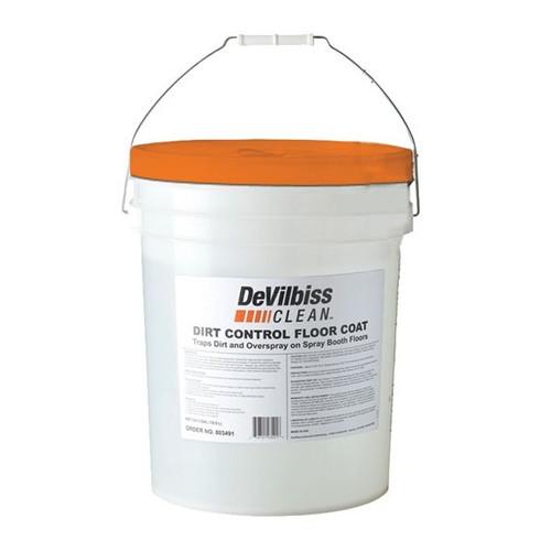 DeVilbiss 803491 Dirt Control Floor Coat 5 Gallon