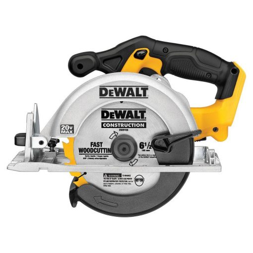 DEWALT 20-Volt MAX Lithium-Ion Cordless 6-1/2 in. Circular Saw (Tool-Only)