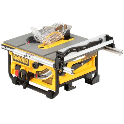 DEWALT 15-Amp Corded 10 in. Compact Job Site Table Saw with Site-Pro Modular Guarding System