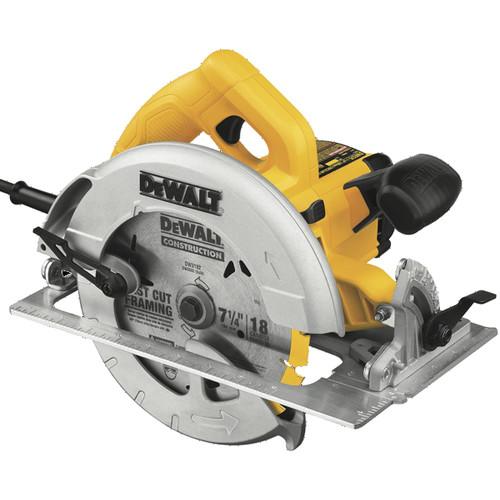 Dewalt DWE575SB 7-1/4 in. NEXT GENERATION Circular Saw Kit with Electric Brake
