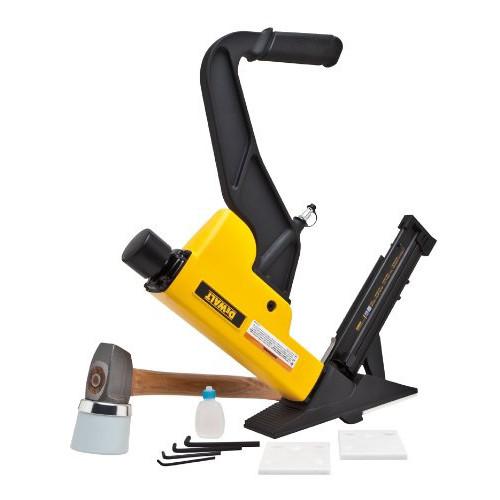 Dewalt DWFP12569 2-N-1 16-Gauge Nailer and 15-1/2-Gauge Stapler Flooring Tool