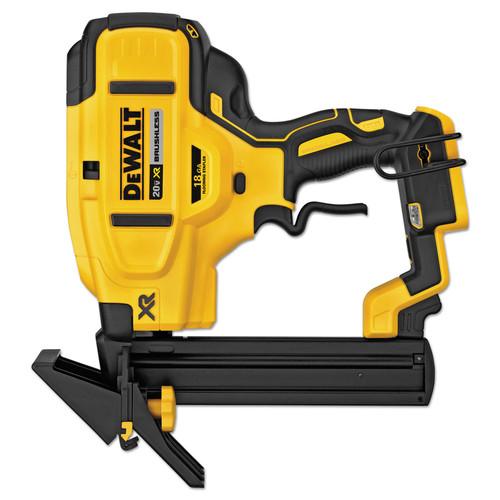 Factory Reconditioned Dewalt DCN682BR 20V MAX XR 18 Gauge Flooring Stapler (Bare Tool)