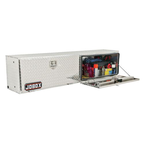 JOBOX 731980D Delta Pro 72 in. Aluminum Topside Truck Box