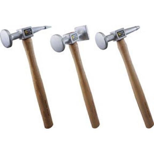 Dent Fix Equipment DF-AH714 Aluminum Hammers 3-Pieces