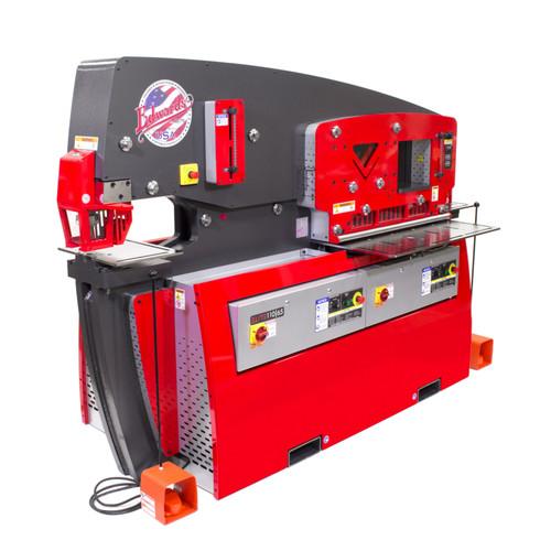 Edwards ELT11065-3P460 460V 3-Phase 110/65 Ton ELITE Dual Operator Ironworker