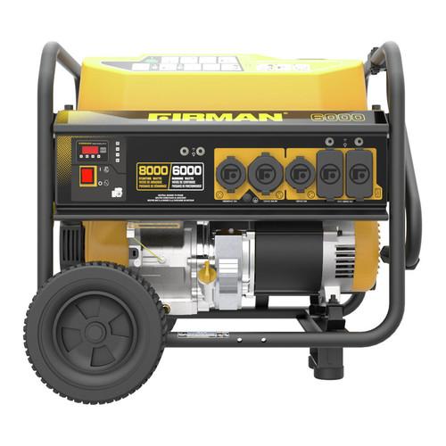 Firman FGP05701 5700W/7125W Recoil Generator