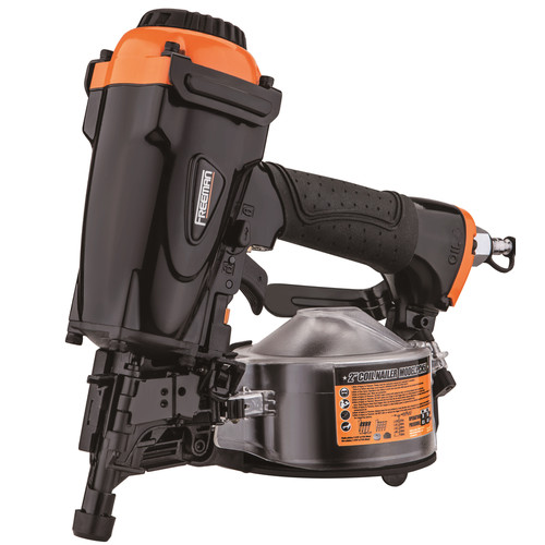 Freeman PCN50 15 Degree 2 in. Coil Siding and Fencing Air Nailer
