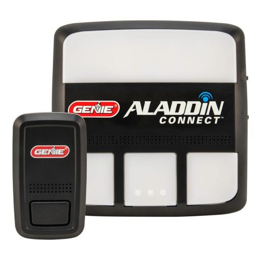 Genie Aladdin Connect Smartphone-Enabled Garage Door Controller to Open and Monitor Your Door from Anywhere