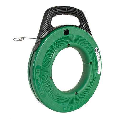 Greenlee 52041743 240 ft. x 1/8 in. Steel Fish Tape