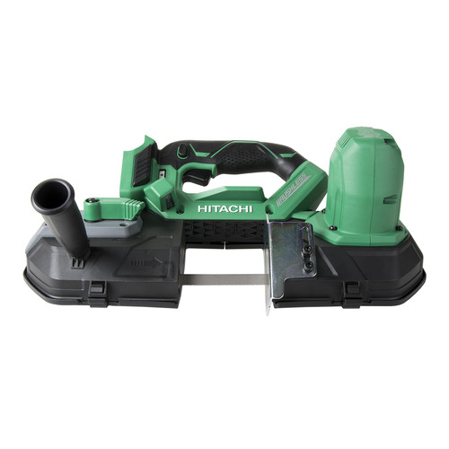Hitachi CB18DBLP4 18V Brushless Lithium-Ion 3-1/4 in. Band Saw (Bare Tool)