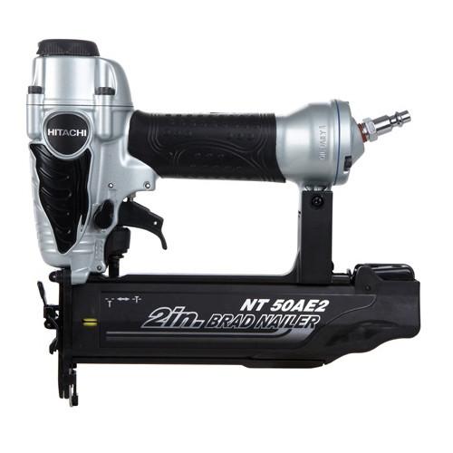 Hitachi NT50AE2 18-Gauge 2 in. Finish Brad Nailer Kit