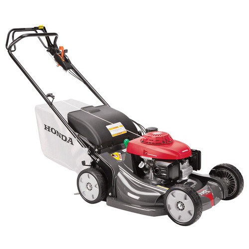 Honda HRX217HYA 187cc Gas 21 in. 4-in-1 Versamow Self-Propelled Lawn Mower with Roto-Stop Blade System